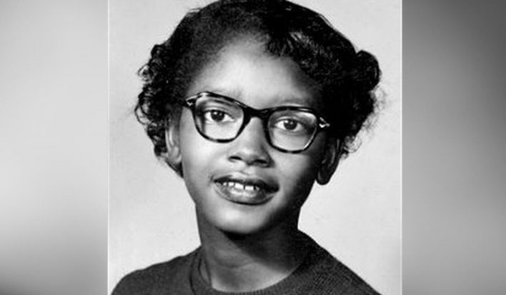 claudette colvin, civil rights movement